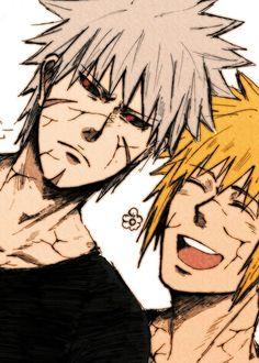 Tobirama Senju and Minato Namikaze || Naruto Shippuden