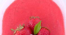C'est ma fournée ! : Le sorbet à la fraise de Christophe Michalak