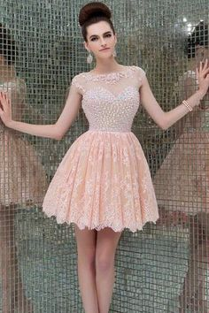 Prom Dresses 2015 Scoop Neckline Open Back A Line Tulle And Lace Short Mini Homecoming Dresses , You will find many long prom dresses and gowns from the top formal dress designers and all the dresses are custom made with high quality Lace Homecoming Dresses, Prom Dresses 2015, Prom Party Dresses, Short Dresses, Formal Dresses, Dress Prom, Mini Dresses, Prom Gowns, Dresses Uk