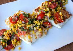 Seafood on Pinterest | Halibut, Scallops and Paella