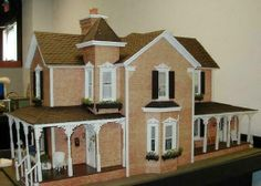 Victorian Dollhouses | Doll Houses