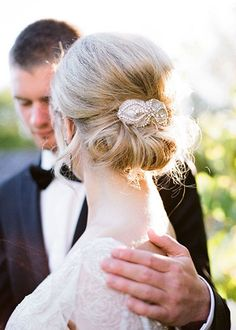 Bridal Hair Accessory Ideas