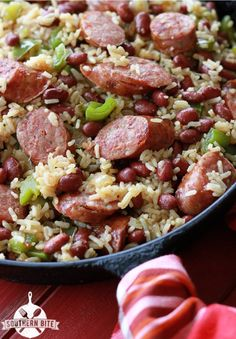 One-Pot Red Beans and Rice