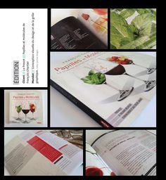 Livre Papilles et Molécules de François Chartier Design Graphique, Playing Cards, Books, Libros, Book, Book Illustrations, Cards, Game Cards, Libri