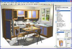 planos de cocinas pequeñas con desayunador - Buscar con Google