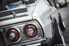 Nissan Skyline C210 икона JDM классики