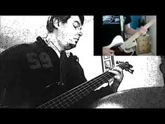 Marilyn Manson - Beautiful People bass and guitar cover with Aleks W #bassguitar #bassist #basscover #youtube #guitarist #guitarcover #guitar