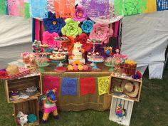 Fiesta Theme Baby Shower