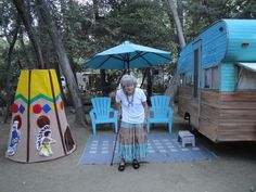 """How could I not repin this on my """"Road To Retirement"""" board!!  All visitors who snore get the teepee :-)!"""