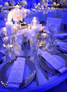 Winter Wedding Ideas - Arrangements of Lilies - Click pic for 25 DIY Wedding Decorations Reception Decorations, Wedding Centerpieces, Wedding Table, Wedding Reception, Our Wedding, Dream Wedding, Bling Wedding, Budget Wedding, Reception Ideas