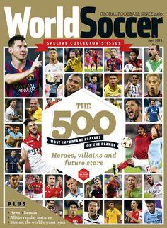 Los 500 jugadores mas influyentes en sus clubs en el mundo. March 28, 2015.