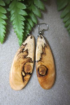 Beautiful Spalted Tamarind Exotic Wood by ExoticWoodButtonsAnd, $45.00