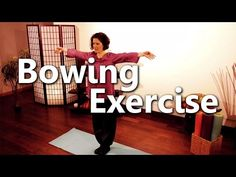 Dahn Yoga Quick Class: Bowing Exercise - YouTube