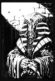 Zealot of Nyarlathotep by francesco-biagini on deviantART