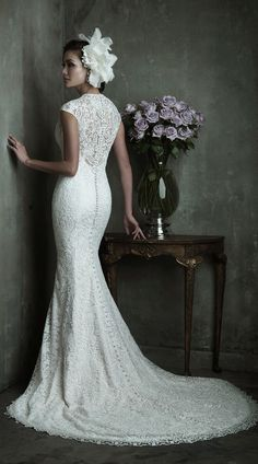 Allure Couture Spring 2014 Bridal Collection - Belle the Magazine . The Wedding Blog For The Sophisticated Bride
