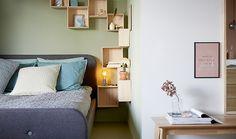 dormitor apartament mic