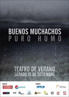 PURO HUMO TEATRO DE VERANO