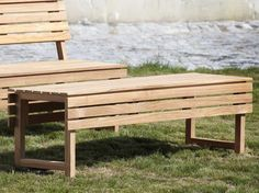 Jan Kurtz Gartenbank Tennis kaufen im borono Online Shop Home Design, Jan Kurtz, Outdoor Furniture, Outdoor Decor, Bench, Tennis, Enzo Mari, Home Decor, Wood
