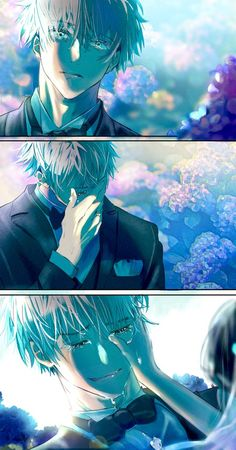 Anime Couples Manga, Anime Guys, Manga Love, Anime Boyfriend, Cute Anime Boy, Cute Anime Character, Aesthetic Anime, Art Reference, Anime Characters