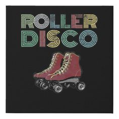 Shop Roller Disco & Retro Distressed Party Faux Canvas Print created by GiftShopIdea. Aesthetic Indie, Aesthetic Collage, Aesthetic Vintage, 1970s Aesthetic, Aesthetic Fashion, Retro Wallpaper, Aesthetic Iphone Wallpaper, Aesthetic Wallpapers, Roller Disco