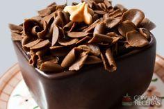 Receita de Mousse 3 chocolates em receitas de musses, veja essa e outras receitas aqui!