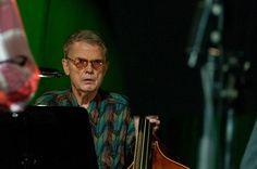 Charlie Haden at Jazz Middelheim 2011 by Klara Radio, via Flickr
