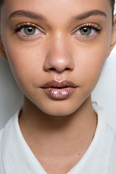 metallic lip