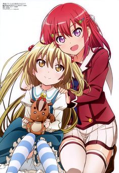 Chifuyu & Tomoyo | When Supernatural Battles Became Commonplace
