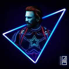 70/365 : NEON MARVELS Artwork : 34 - Another beautiful CAP or as you'd like to call him NOMAD Did this because I was triggered by the BTS pictures of Infinity War Also, don't forget to download my Wallpaper App ! LINK IN BIO ! A lot of Artworks are available as Walls. Also I'd really appreciate if you guys opt for the donate version It helps me keep going ! . Full brightness preferred. Zoom in for details ☀️ ➖➖➖➖➖➖➖➖➖➖➖➖➖➖➖➖➖ #art #artist #avengersinfinitywar #digitalart #sketch
