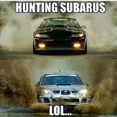 Subaru Fozzy XT STI
