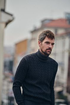 Collezione Uomo AI 2020/2021 - Ferrante - Industria maglieria Fall Winter, Men Sweater, Sweaters, Collections, Fashion, Perfect Foundation, Gray, Moda, Sweater