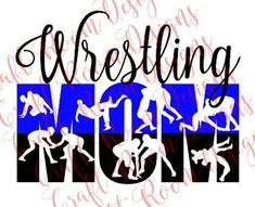 Wrestling Mom Digital Design by CraftRmDesigns on Etsy Wrestling Mom Shirts, Wrestling Memes, Wrestling Posters, Baseball Shirts, The Sporting Life, Poster Fonts, Cup Crafts, Circuit Projects, Sports Mom