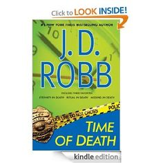 Time of Death (In Death)