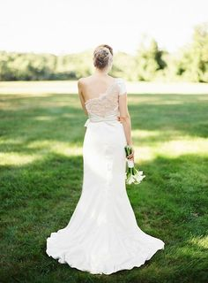 Love this gown! Gorgeous!  Elegant and unique!