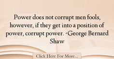 George Bernard Shaw Quotes About Men - 45492