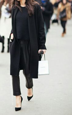 Love the cut and fit of the pants, especially around the ankle