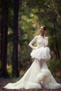George Wu 2014 Bridal Collection 'The Light of Eden'