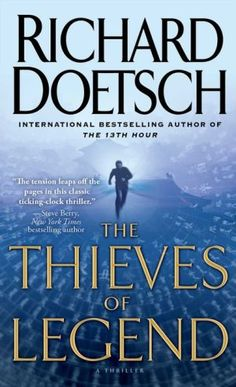 The+Thieves+of+Legend:+A+Thriller