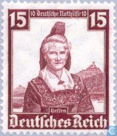 1935 German Empire - Costumes