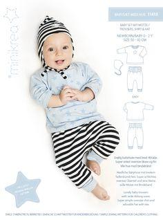 BABY SET - MINIKREA 11410