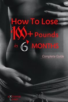 How To Lose 100+ Pounds In 6 Months - Complete guide Lose 100 Pounds, 200 Pounds, Gym For Beginners, Good Motivation, Trying To Lose Weight, Best Diets, Going To The Gym, Weight Loss Journey, 6 Months