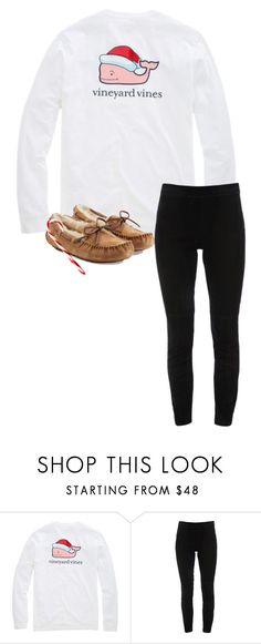 """22 days till Christmas!!!"" by awillis296 ❤ liked on Polyvore featuring Elie Tahari and UGG Australia"