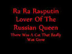 Rasputin-Boney M. (Lyrics)