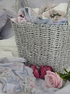 ~SiLveR basKET great idea for the thank you gifts ~+