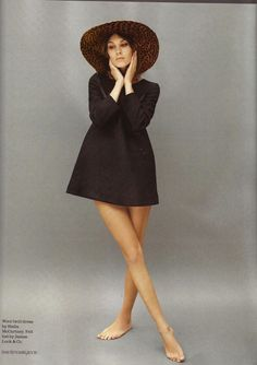 I love this style! so Mary Tyler Moore