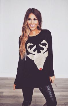 If I had to wear a Christmas sweater lol.