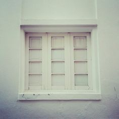 Window in Tavira, Portugal