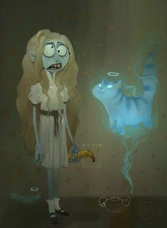 Cory Loftis - Ghosts! join us http://pinterest.com/koztar/