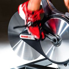 SPINNING MADNESS!!  Check out the Keiser M3+ Magnet Resistance Indoor Bike:  http://www.topfitnessmag.com/indoor-bike-reviews/keiser-m3-plus-indoor-bike-review/