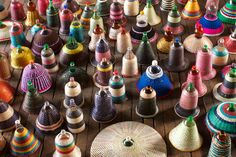 PET bottle lamps by alvaro catalan de ocon